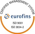 Eurofins certified management system